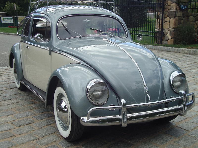 Vintage Classic 1954 VW Beetle *Build-A-BuG* Project Sedan Oskar ...